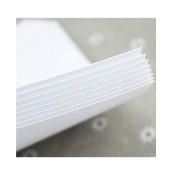 Beyaz Maket Kartonu 1mm - 70x100cm