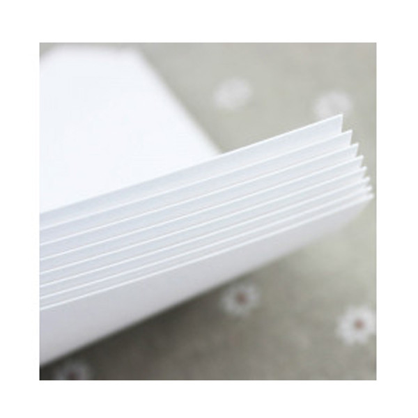 Beyaz Maket Kartonu 3mm - 50x70cm