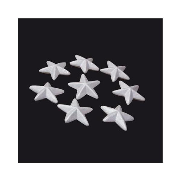 Köpük Yıldız 5cm - 50'li