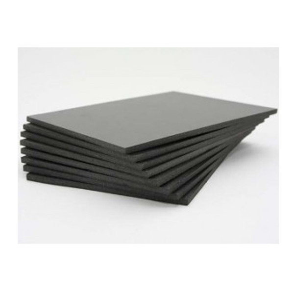Siyah Fotoblok 2mm - 50x70