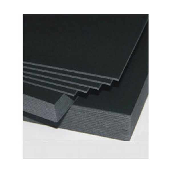 Siyah Maket Kartonu 2mm - 70x100cm